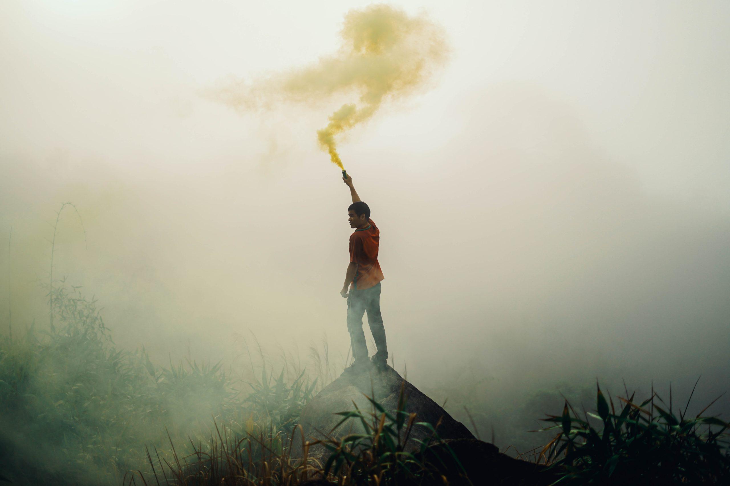Signal de fumée